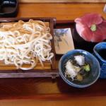 みのり寿司 - 鉄火丼セット