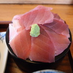 みのり寿司 - 鉄火丼