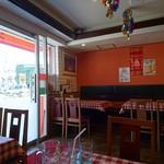 Indian restaurant Shakti - 店内