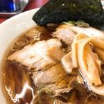 笹舟 - 料理写真:ちゃしうめん。 #食べログ的に撮るとこうなる。