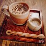 犬茶屋本舗 - ホットコーヒー315円