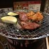 ひげ番長 - 料理写真:炭火焼です。