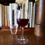 カフェ エチカ - 赤ワイン