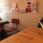 くんむる食堂 サンギュ - おしゃれな店内