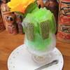 フルーツパーラー角館 さかい屋 - 料理写真:完熟メロンスペシャル