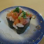 ことぶき寿司 - 日替わりたたき軍艦