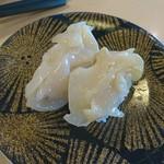 ことぶき寿司 - 活ばい貝