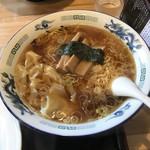 三代目正太郎 - ワンタン麺