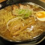 高知ジェントル麺喰楽部 - こってりラーメン