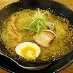 高知ジェントル麺喰楽部 - ラーメン(塩)
