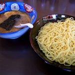 村山ホープ軒 - つけ麺 (カツオ風味) (720円)