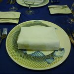 シェ・ムラ - <2011年3月>ディナーのテーブル