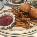 Wolfgang's Steakhouse by Wolfgang Zwiener - 「HAMBURGER SLIDERS」$7.00