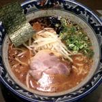 麺屋 黒船 - 味噌麺