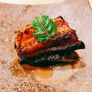 鮨 かんび - 料理写真:○鰻のかば焼き様