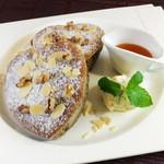サロン・ド・テ サブリエ - 大人のクラシックパンケーキ