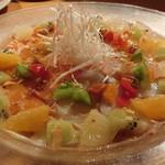 J'adore Chayamachi - 本日いちおし!鮮魚のカルパッチョ