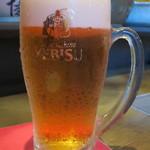 MARU - 生ビール(ジョッキ)800円