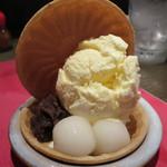 MARU - 最中アイスクリーム250円