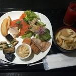 湖南荘 - 料理写真:朝食ビュッフェ(萌木)