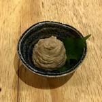 恵美須商店 - 蟹味噌、390円です。