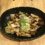 恵美須商店 - 回鍋肉、390円です。
