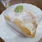 ナポリ - 料理写真:バナナオムレット