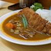 アサノ - 料理写真:カツカレー