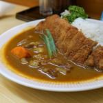 リッチなカレーの店 アサノ - 料理写真:カツカレー