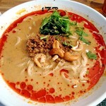 175°DENO〜担担麺〜 - 担担麺(汁あり・白ごま・シビれる)