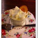 Kohiyafukino - お芋のチーズケーキ 400円