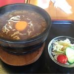 日韓亭 - 料理写真:石焼チーズカレー1080円