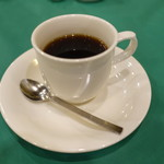 グリル グランド - コーヒーは200円で付けれました