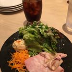 RIGOLETTO ROTISSERIE AND WINE - ランチセットの前菜