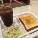 らくだの湯 - 料理写真:入泉料のみでモーニング無料(^_^)