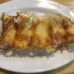 えのきや - チーズ餃子