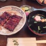 うなぎ料理 山品 - (2017年08月)