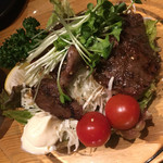 炭の暖 - 焼肉サラダ