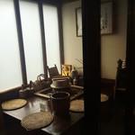 自然薯 茶茶 - 喫煙室