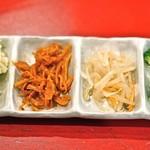 韓国料理 豚とんびょうし -