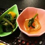 自然薯 茶茶 - 小鉢