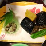 自然薯 茶茶 - とろろ揚げ(むかごの天麩羅が絶品♡)