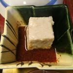 自然薯 茶茶 - 自然薯豆腐♡