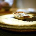 鮓 きずな - 秋刀魚とワタ