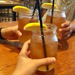 72529551 - アーノルドパーマで乾杯笑!