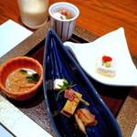 海舟 - 料理写真:前菜