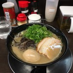 博多豚骨 暁商店 - 料理写真: