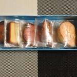 パティスリー モンプリュ - 焼き菓子5個入り
