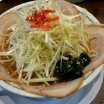 吉相 - ネギチャーシュー(こってり)¥920(税別)