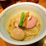 らぁめん鴇 - 麺